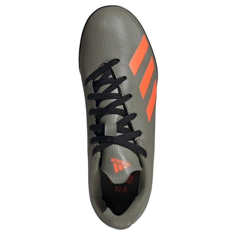 Buty adidas X 19.4 TF J EF8378 zielony 38 2/3