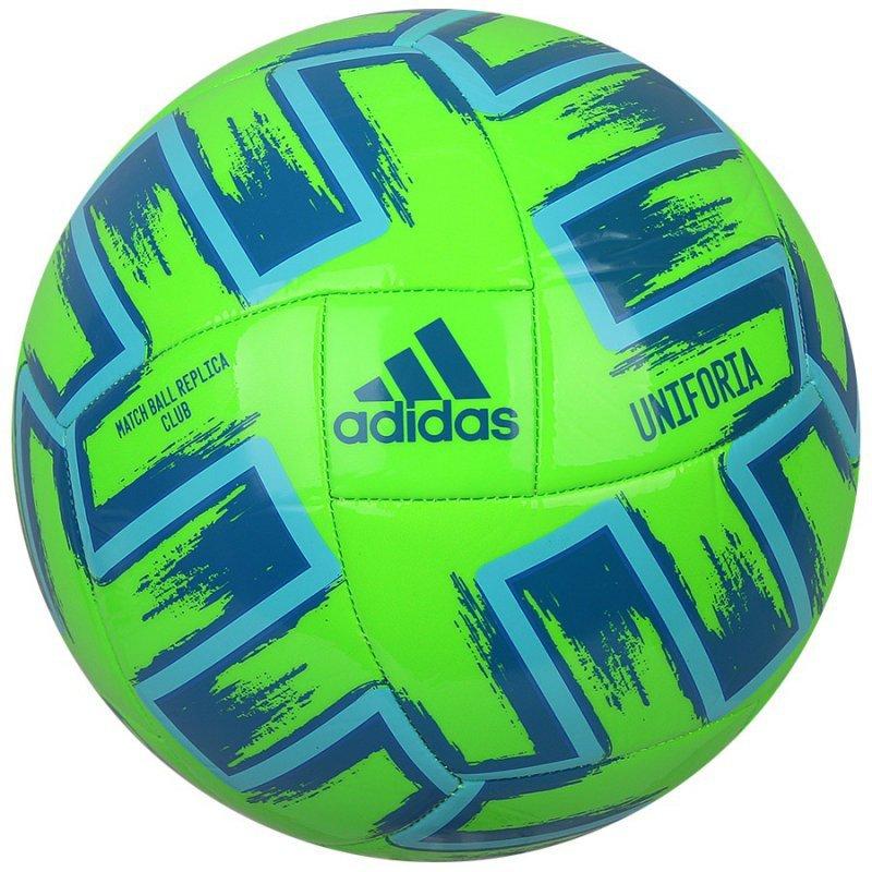 Piłka adidas UNIFORIA Club FH7354 zielony 5