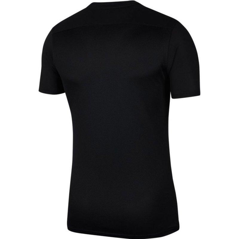 Koszulka Nike Park VII Boys BV6741 010 czarny M (137-147cm)