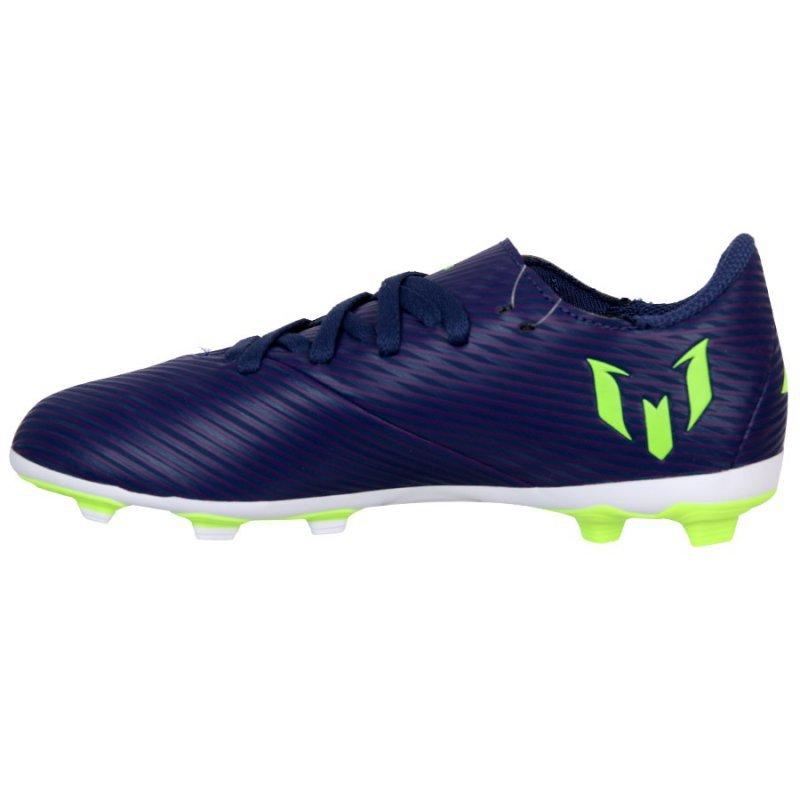 Buty adidas Nemeziz Messi 19.4 FxG J EF1816 granatowy 34
