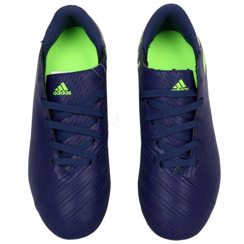 Buty adidas Nemeziz Messi 19.4 FxG J EF1816 granatowy 37 1/3