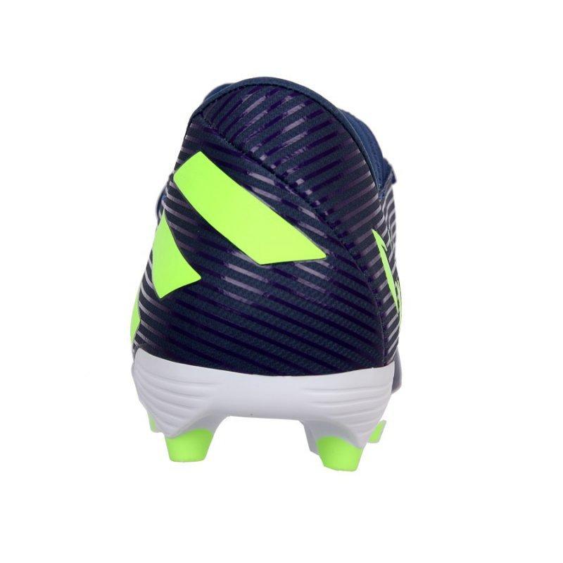 Buty adidas Nemeziz Messi 19.3 FG EF1806 granatowy 44