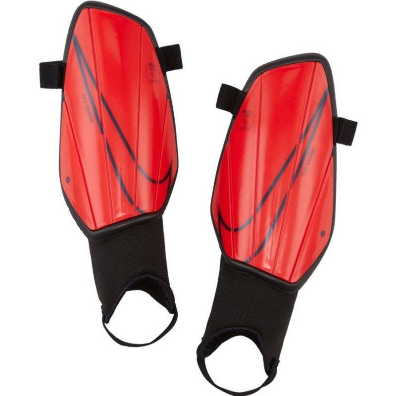 Nagolenniki Nike NK Charge GRD SP2164 644 czerwony M
