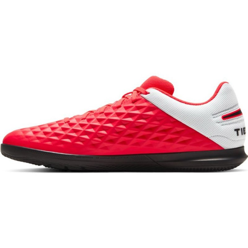 Buty Nike Tiempo Legend 8 Club IC AT6110 606 czerwony 42 1/2