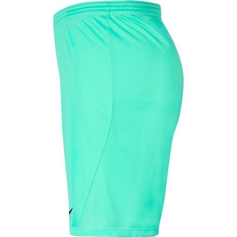 Spodenki Nike Park III BV6855 354 zielony S