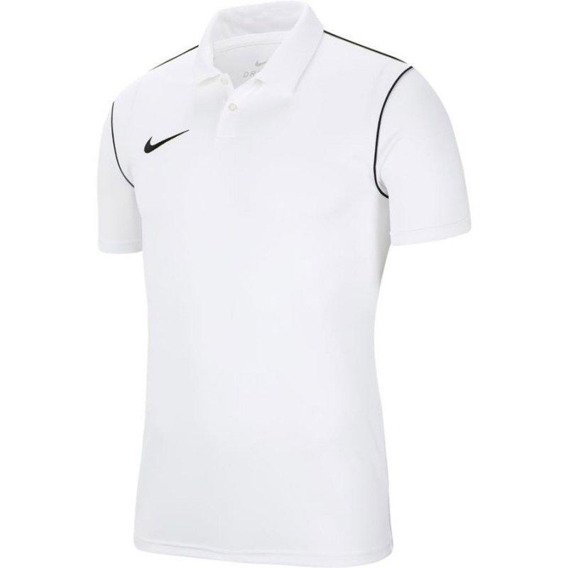 Koszulka Nike Polo Dri Fit Park 20 BV6879 100 biały XL