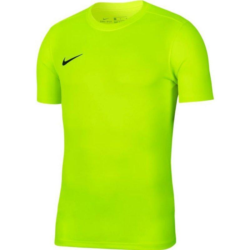 Koszulka Nike Park VII Boys BV6741 702 żółty XL (158-170cm)