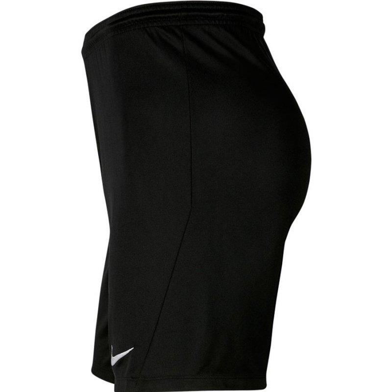 Spodenki Nike Park III BV6855 010 czarny L