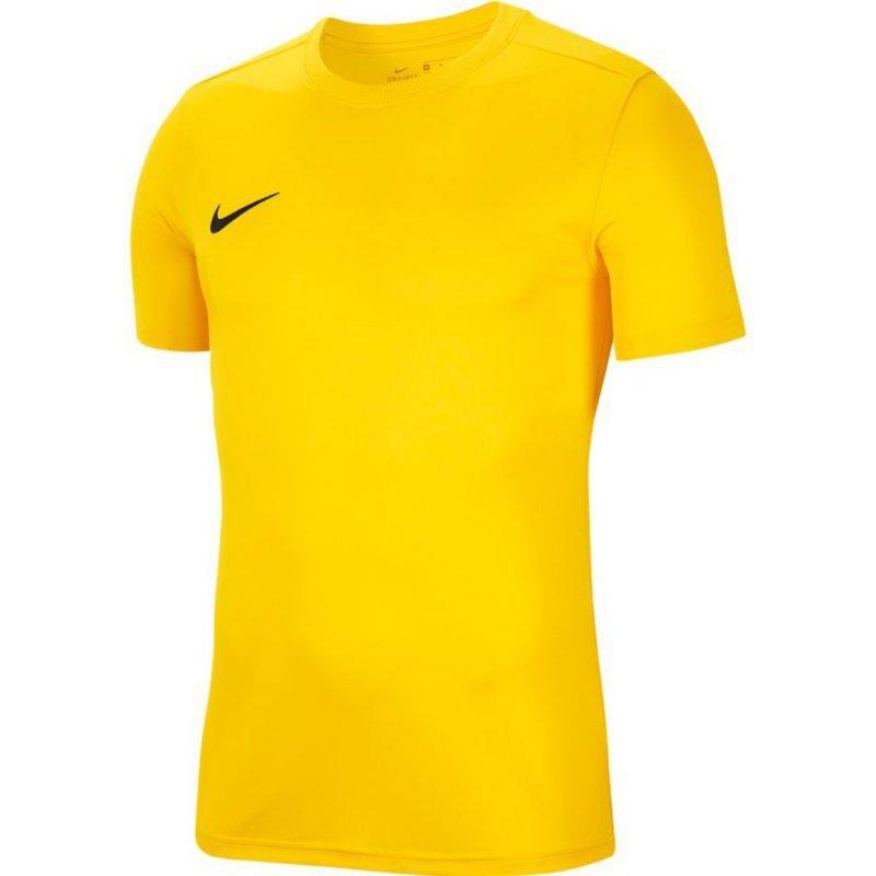 Koszulka Nike Park VII BV6708 719 żółty L