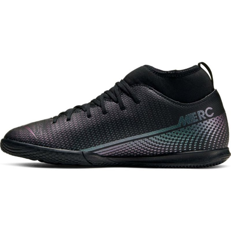 Buty Nike JR Mercurial Superfly 7 Club IC AT8153 010 czarny 37 1/2