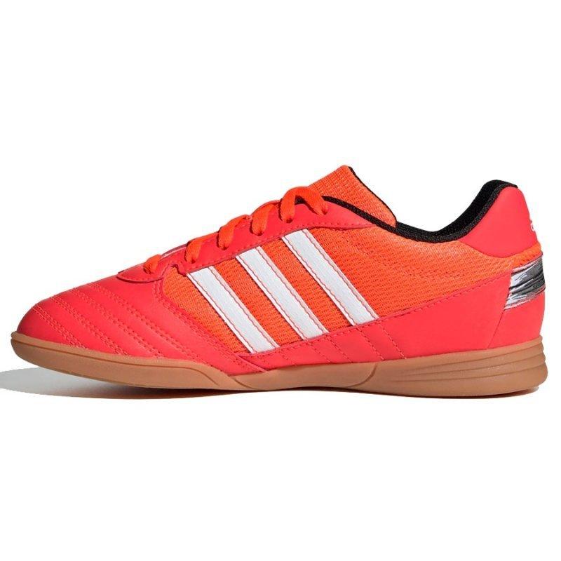 Buty adidas Super Sala J FV2639 czerwony 38