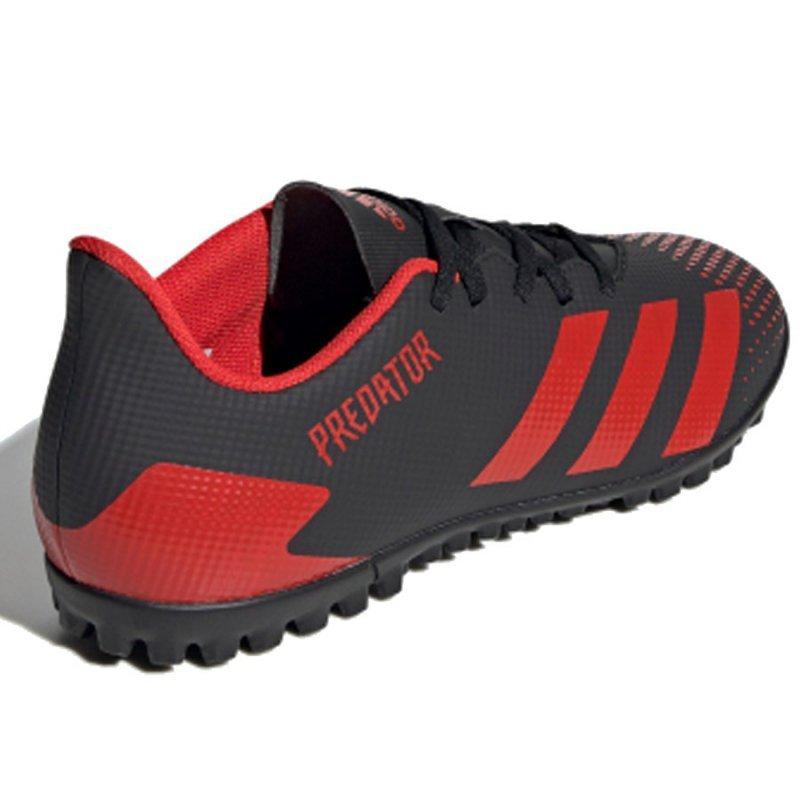 Buty adidas Predator 20.4 TF EE9585 czarny 42