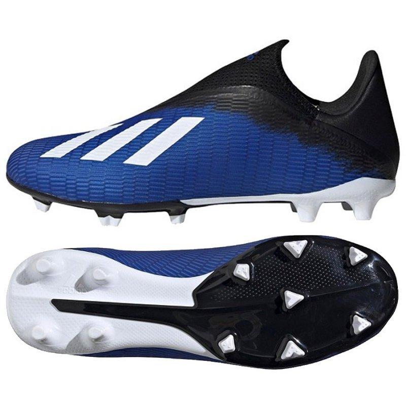 Buty adidas X 19.3 LL FG EG7178 niebieski 42