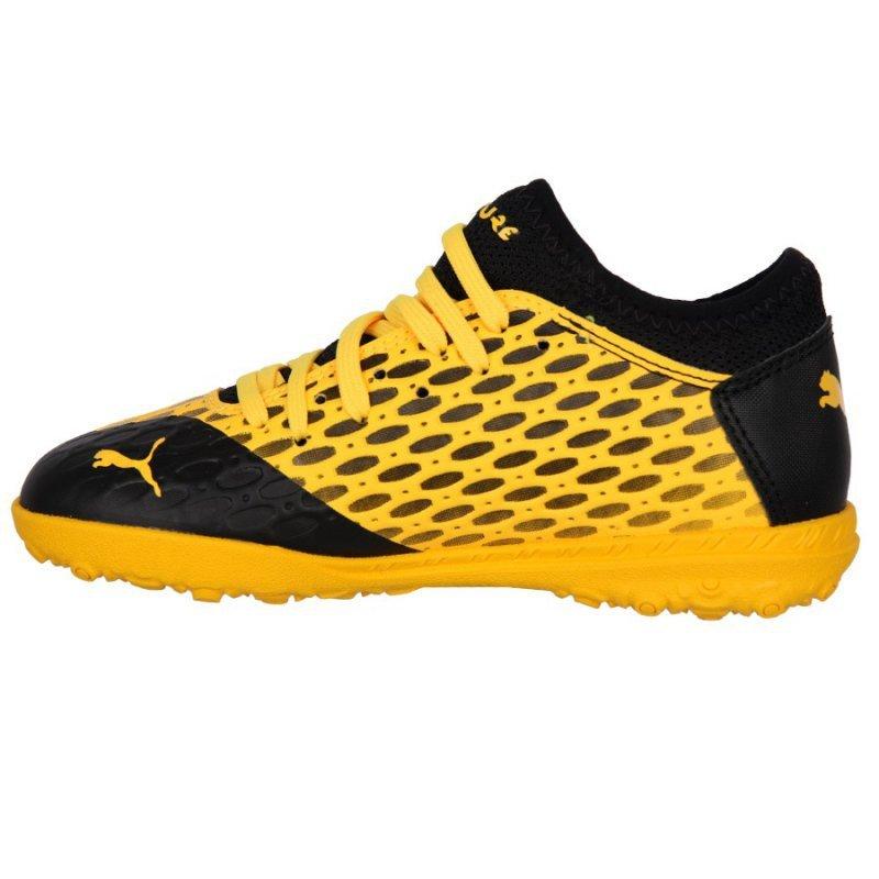 Buty Puma Future 5.4 TT JR 105813 03 żółty 38 1/2