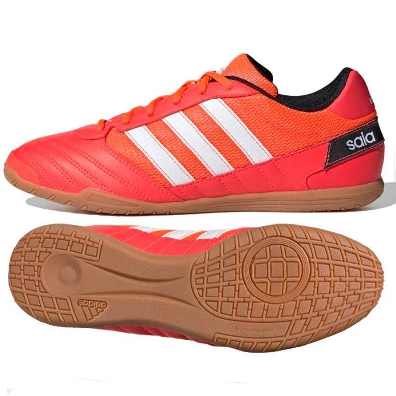 Buty adidas Super Sala FV2561 czerwony 41 1/3