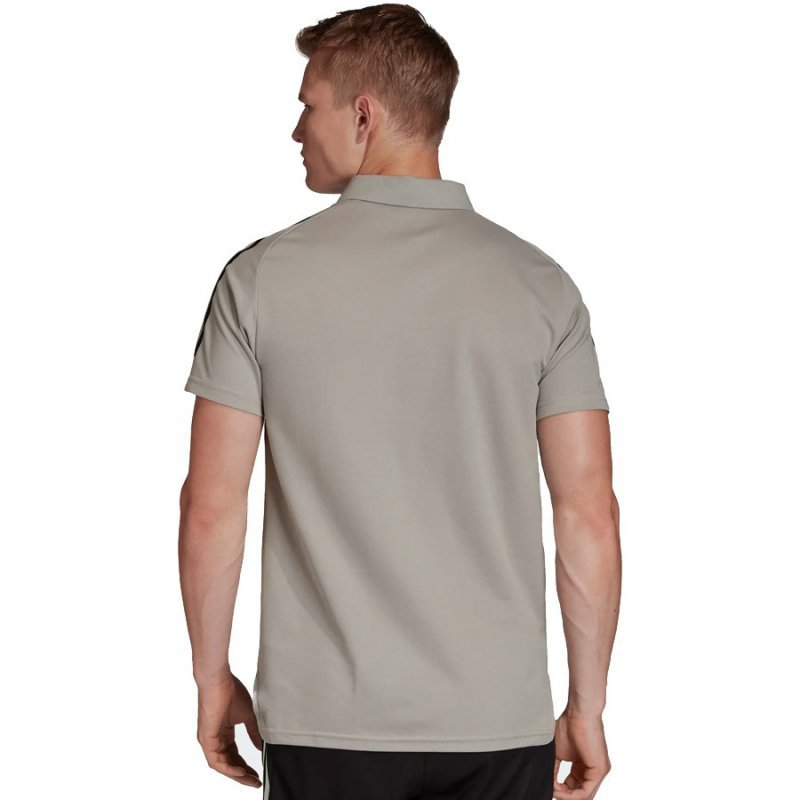 Koszulka adidas Polo Condivo 20 ED9247 beżowy S