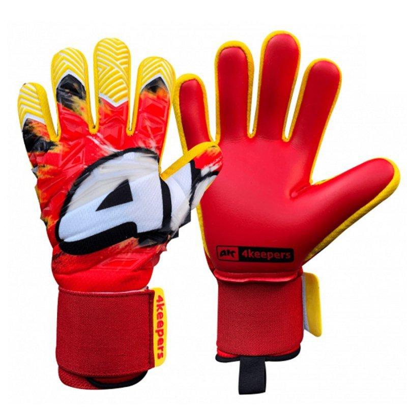 Rękawice 4keepers Evo Rojo NC czerwony 9