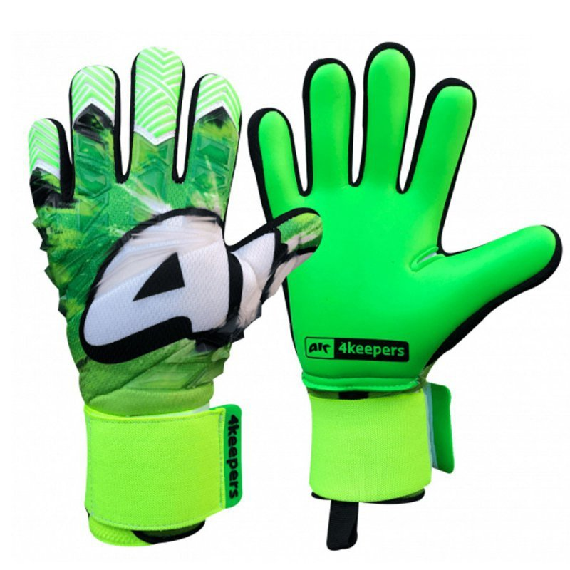 Rękawice 4keepers Evo Verde NC zielony 9