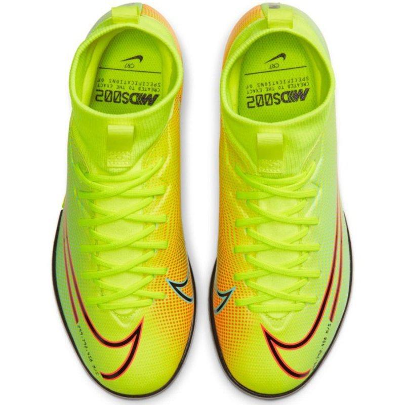 Buty Nike JR Mercurial Superfly Academy MDS IC BQ5529 703 żółty 36
