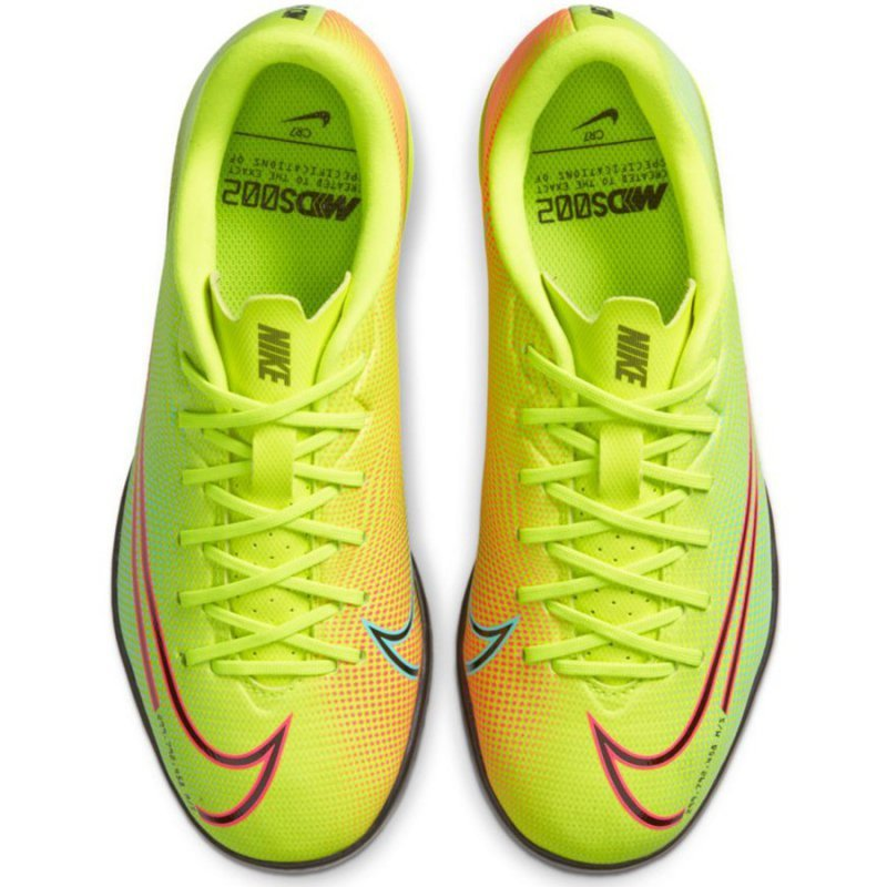 Buty Nike JR Mercurial Vapor 13 Academy MDS IC CJ1175 703 niebieski 33 1/2