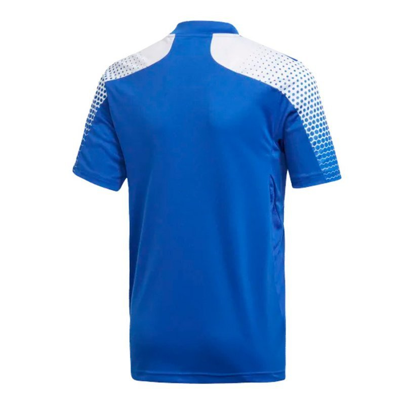 Koszulka adidas Regista 20 JSY Y FI4563 niebieski 116 cm