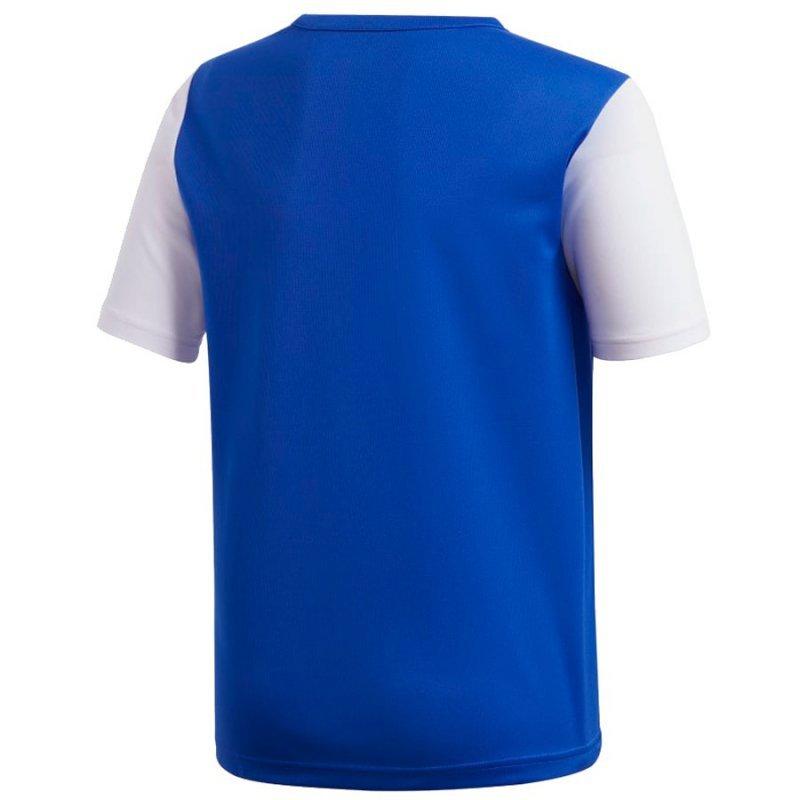 Koszulka adidas Estro 19 JSY Y DP3217 niebieski 128 cm