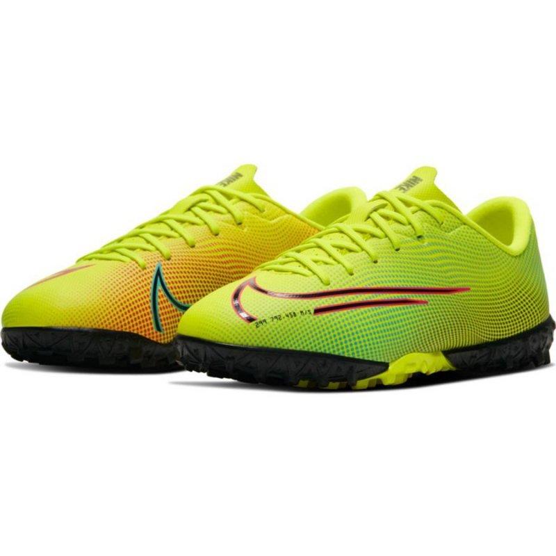 Buty Nike JR Mercurial Vapor 13 Academy MDS TF CJ1178 703 żółty 38