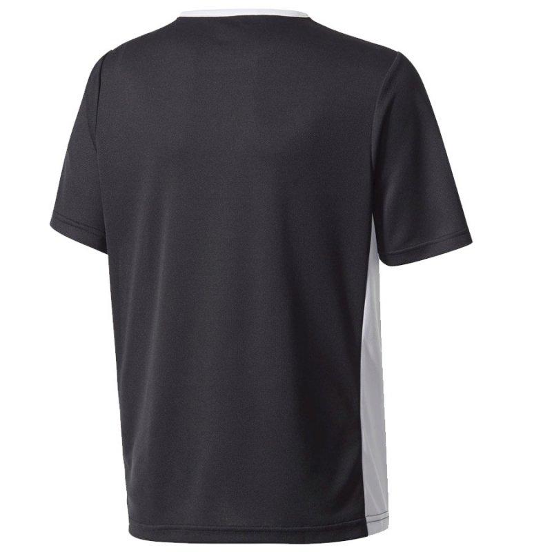 Koszulka adidas Entrada 18 JSY CF1041 czarny 140 cm
