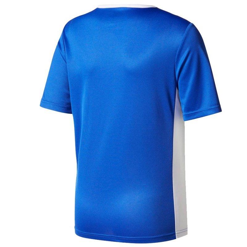 Koszulka adidas Entrada 18 JSY Y CF1049 niebieski 128 cm