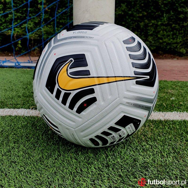 Piłka Nike NK FLIGHT-FA20  DA5635 100 biały 5