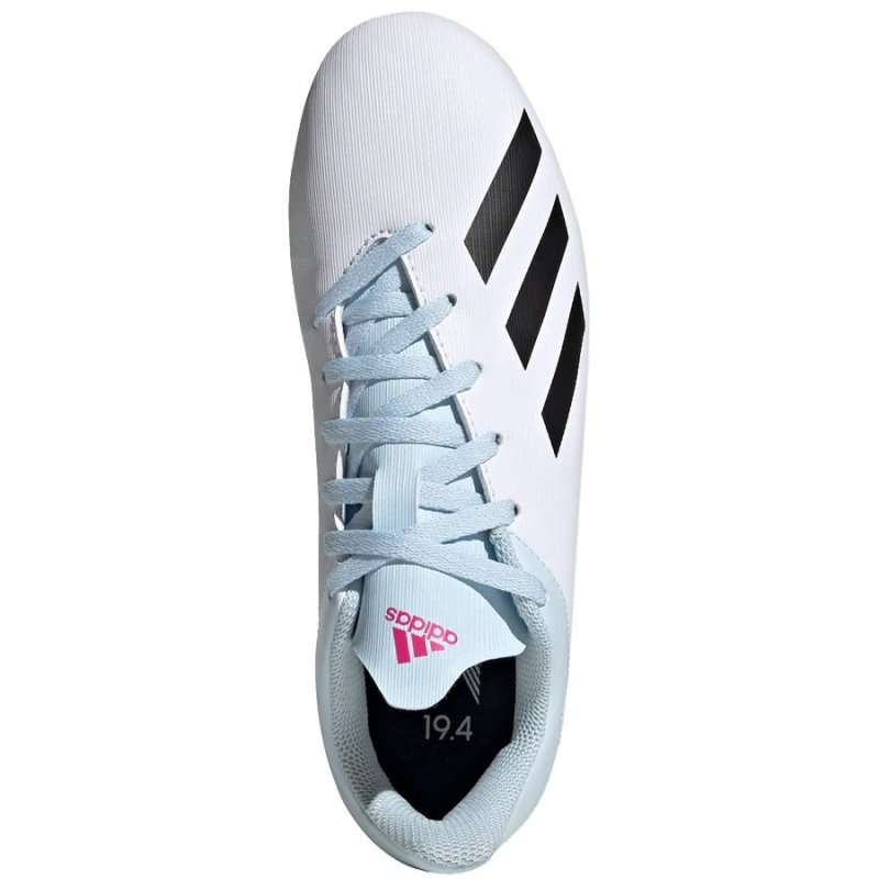 Buty adidas X 19.4 FxG J EF1616 biały 36