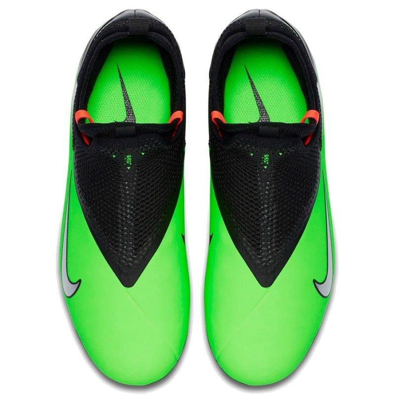 Buty Nike Jr Phantom VSN 2 Academy DF FG MG CD4059 306 zielony 33 1/2