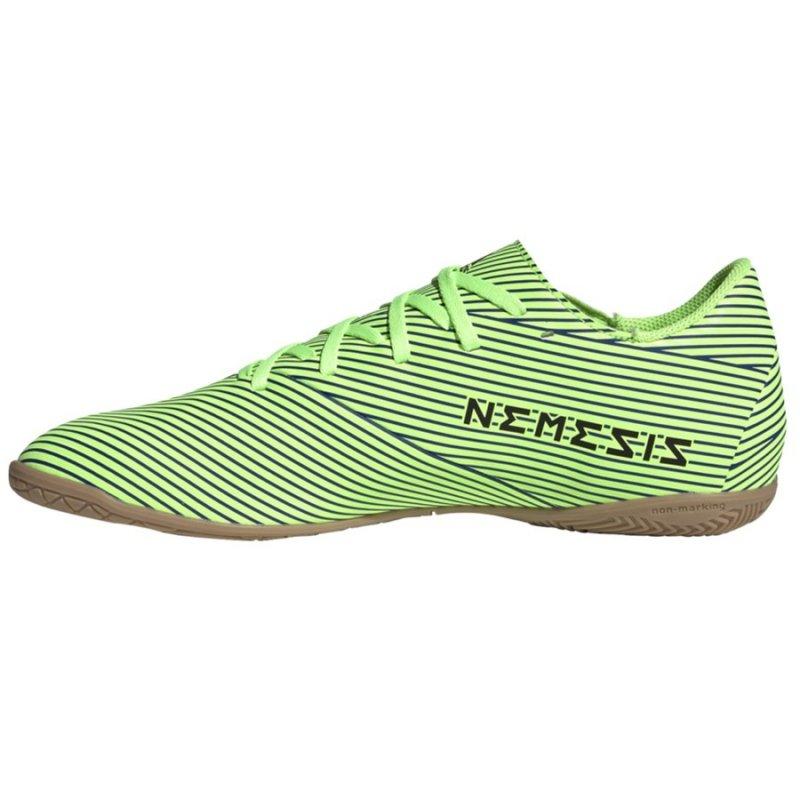 Buty adidas Nemeziz 19.4 IN FV3997 zielony 44