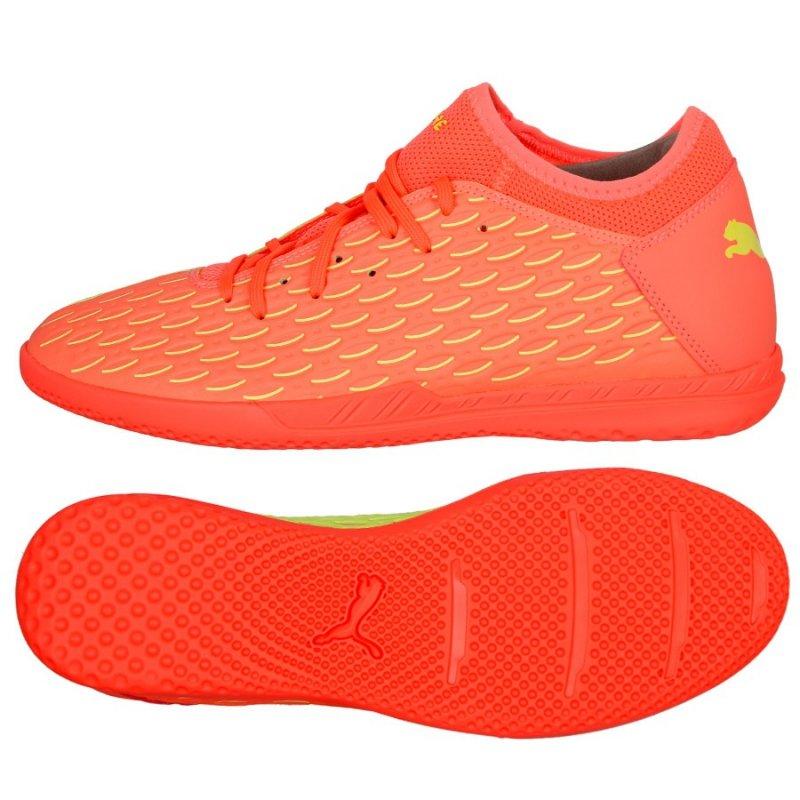Buty Puma Future 5.4 OSG IT 105945 01 pomarańczowy 44