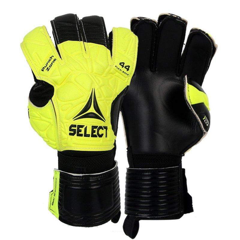 Rękawice bramkarskie Select 44 Flexi Save biały 8