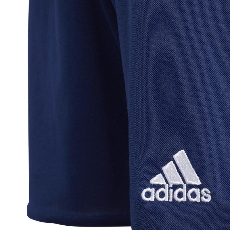 Spodenki adidas Parma 16 Short AJ5895 granatowy 116 cm
