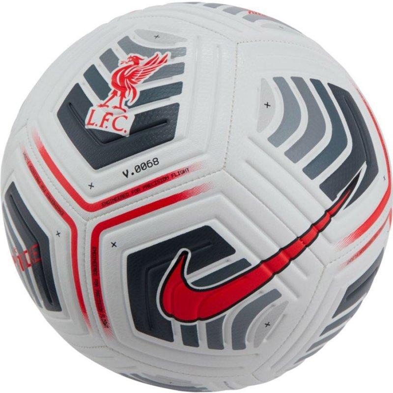 Piłka Nike Liverpool FC DD7136 100 biały 5