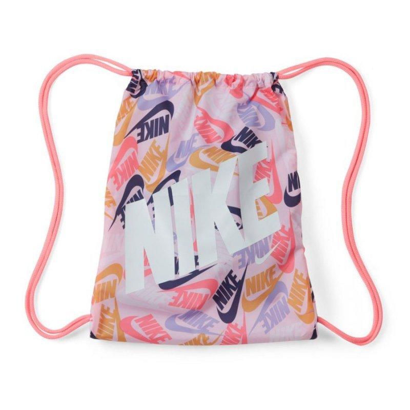 Worek Nike Kids' Printed Gym Sack CU8969 675 różowy