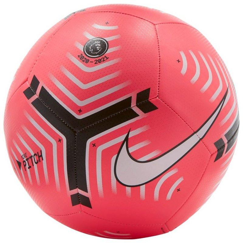 Piłka Nike Premier League Pitch CQ7151 610 czerwony 5