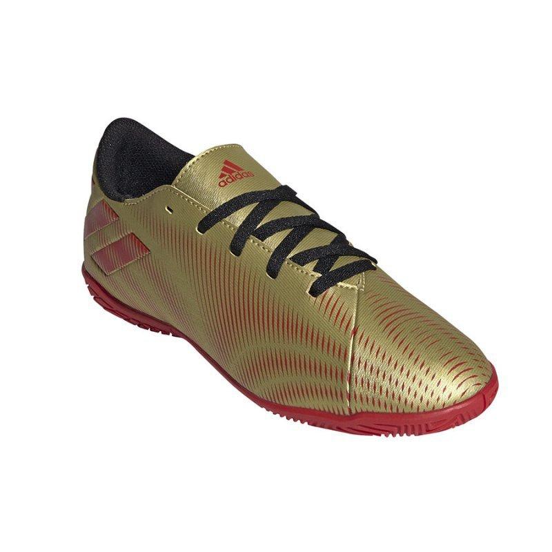 Buty adidas Nemeziz Messi .4 IN J FY0811 złoty 38 2/3