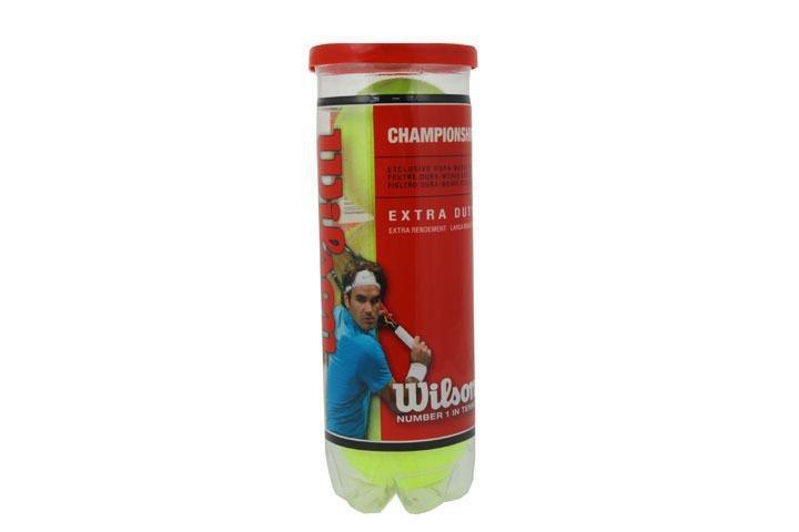Piłka tenisowa Wilson Championship 3 żółty