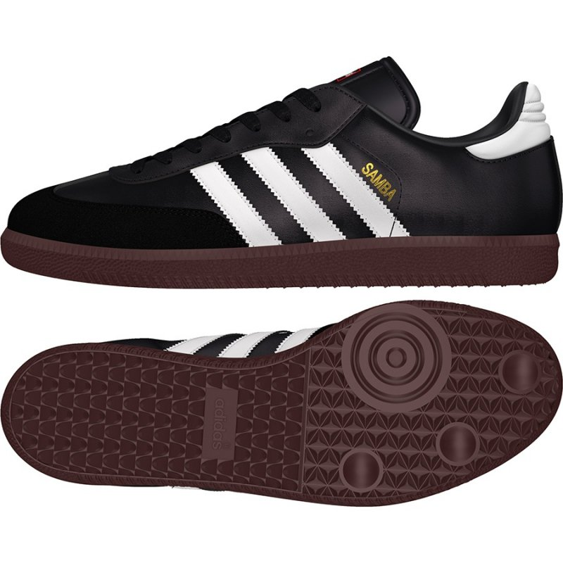 Buty adidas Samba IN 019000 czarny 45 1/3