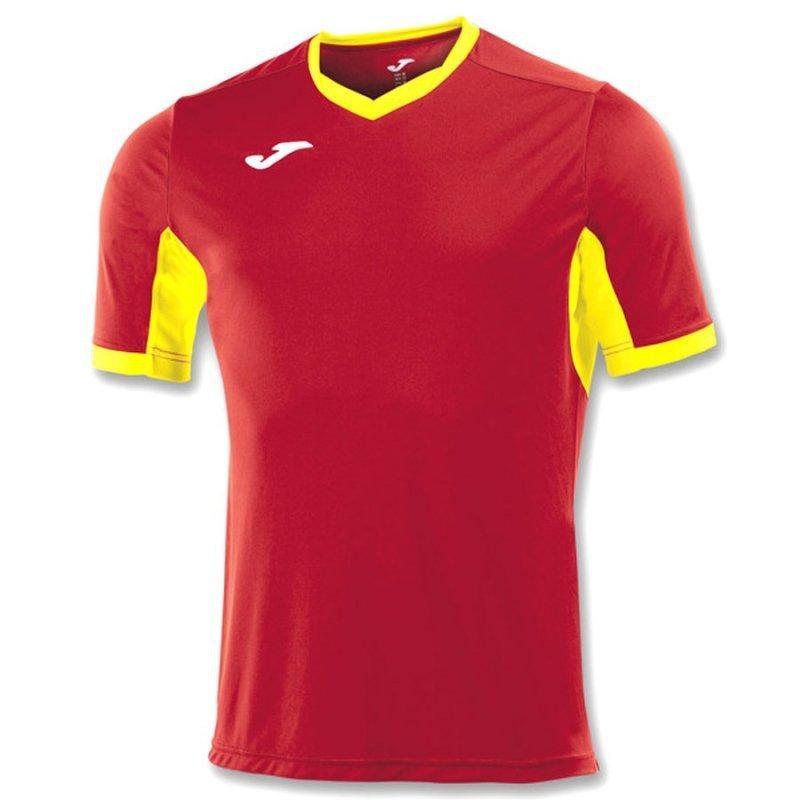 Koszulka piłkarska Joma Champion IV 100683.609 czerwony S