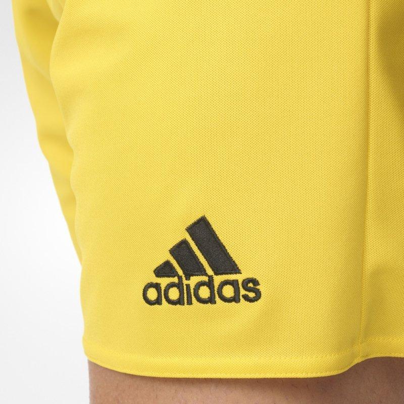 Spodenki adidas Parma 16 Short AJ5885 żółty 140 cm