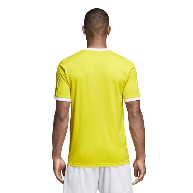 Koszulka adidas Tabela 18 JSY CE8941 żółty S
