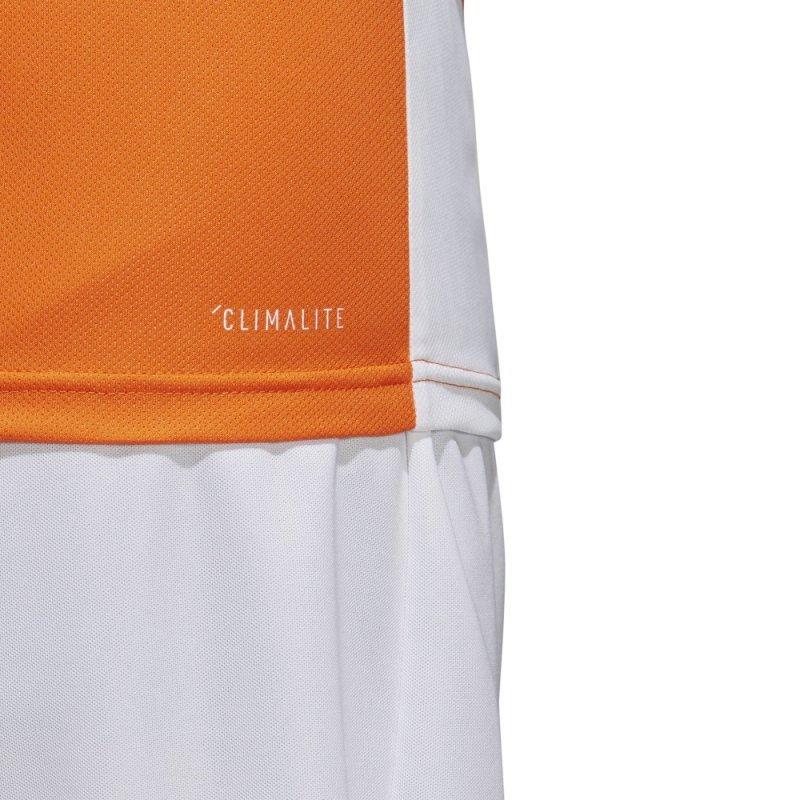 Koszulka adidas Entrada 18 JSY CD8366 pomarańczowy L