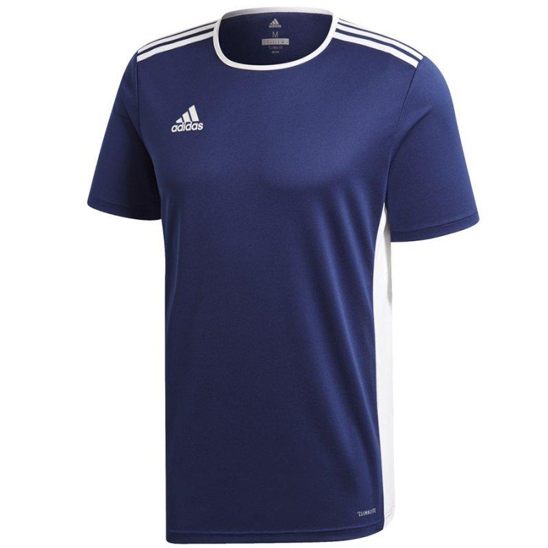 Koszulka adidas Entrada 18 JSY CF1036 granatowy M