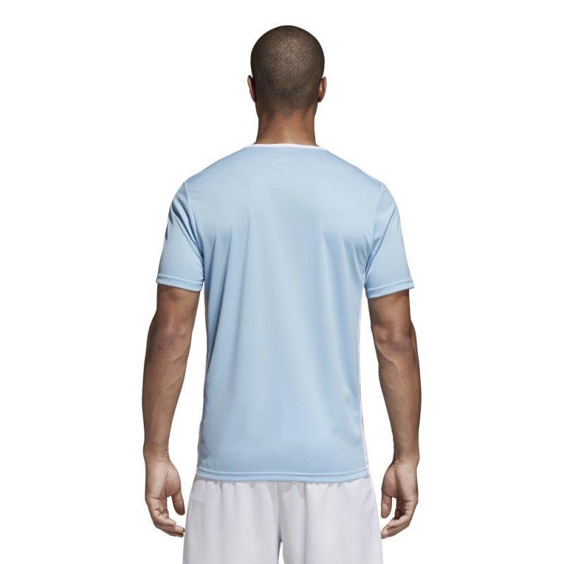 Koszulka adidas Entrada 18 JSY CD8414 niebieski 128 cm