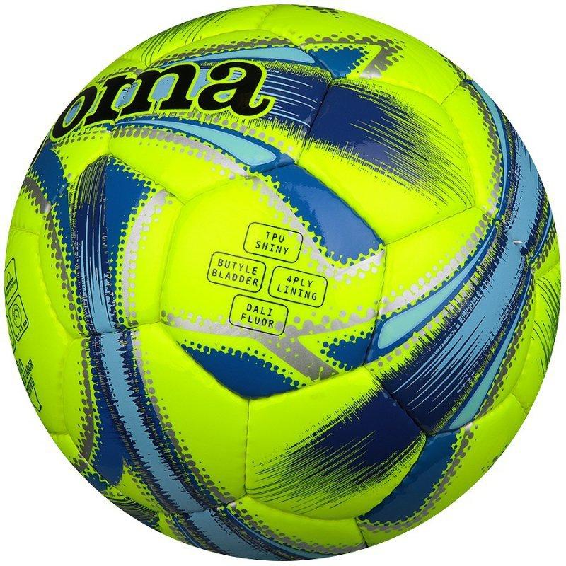 Piłka Joma Dali Soccer Ball 400191 060 żółty 5