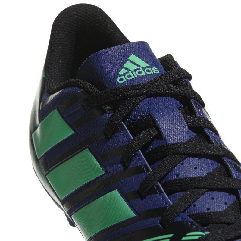 Buty adidas Nemeziz Messi 17.4 FG CP9048 niebieski 46